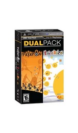 PSP 2-pack - Patapon and Loco Roco