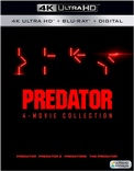 Predator: 4-Film Collection