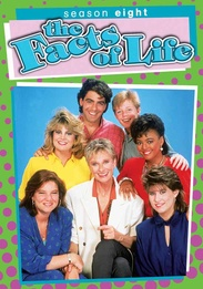 The Facts of Life: The Complete Eighth Season