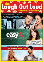 The Bounty Hunter / Easy A / Friends with Benefits