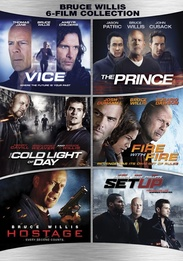 Bruce Willis 6-Film Collection