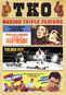 TKO Boxing Triple Feature: Requiem for a Heavyweight / Golden Boy / The Joe Louis Story